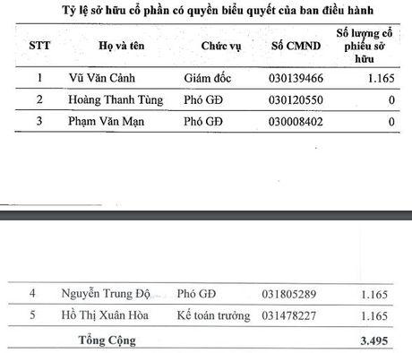 Tap doan Hoang Huy: Lanh dao cong ty nghin ty, thu nhap 6,5 trieu dong/ thang - Anh 2