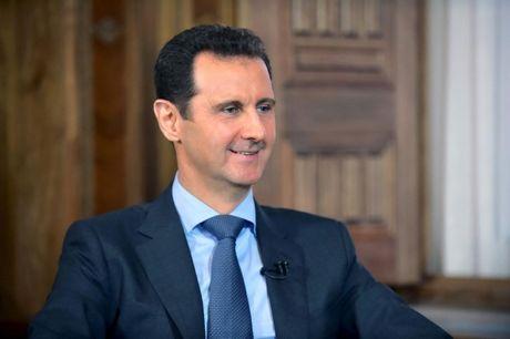 Tong thong Assad the gianh lai Aleppo va toan ven lanh tho Syria - Anh 1