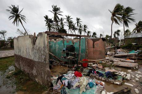 Chum anh: Haiti te liet, 339 nguoi chet vi sieu bao Matthew - Anh 11