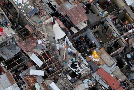 Chum anh: Haiti te liet, 339 nguoi chet vi sieu bao Matthew - Anh 7