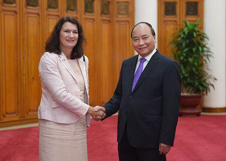Tang kim ngach thuong mai song phuong Viet Nam – Thuy Dien - Anh 1