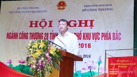 Hoi nghi nganh Cong Thuong khu vuc phia Bac lan thu III - Anh 1