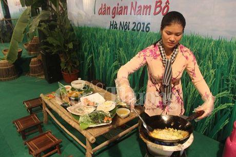 Khai mac Hoi cho thuc pham – nong san sach 2016 - Anh 2