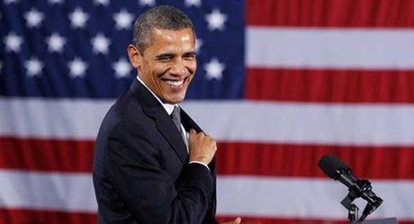 Muc do tin nhiem Obama dat ky luc moi trong nhiem ky hai - Anh 1