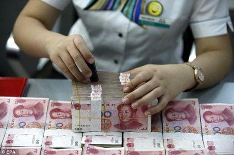 Kho du tru ngoai te cua Trung Quoc chi con 3.166 ty USD - Anh 1