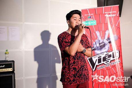 Giong hat Viet 2017 - ngay casting thu 2: Nhung guong mat tiem nang tiep tuc xuat hien! - Anh 13