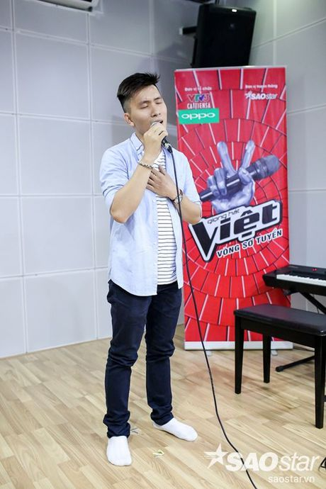 Giong hat Viet 2017 - ngay casting thu 2: Nhung guong mat tiem nang tiep tuc xuat hien! - Anh 17