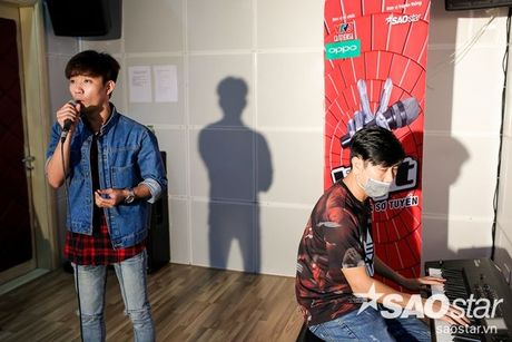Giong hat Viet 2017 - ngay casting thu 2: Nhung guong mat tiem nang tiep tuc xuat hien! - Anh 4