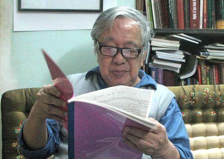 Nhac si Nguyen Duc Toan qua doi o tuoi 87 - Anh 1