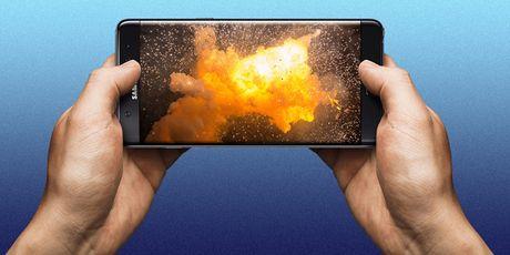 Samsung Electronics van dat loi nhuan 7 ty USD, bat chap Galaxy Note 7 gay hoa - Anh 1