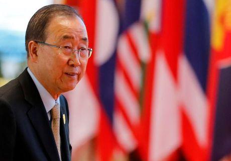 Hoi dong bao an chinh thuc de cu ong Guterres ke nhiem ong Ban Ki-moon - Anh 2
