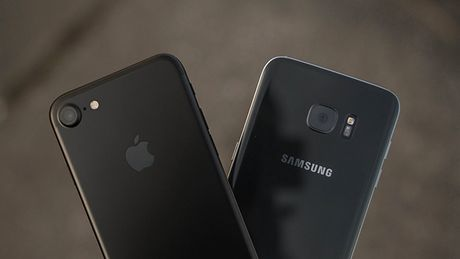 Galaxy S7 edge va iPhone 7 'so gang' trong kha nang chup anh - Anh 1