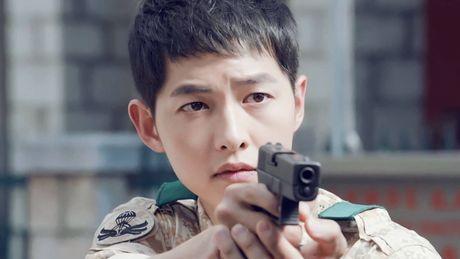 Song Joong Ki, Park Shin Hye oanh tac de cu Korea Drama Awards - Anh 1