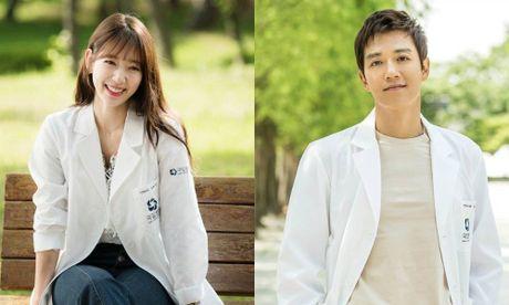 Song Joong Ki, Park Shin Hye oanh tac de cu Korea Drama Awards - Anh 2