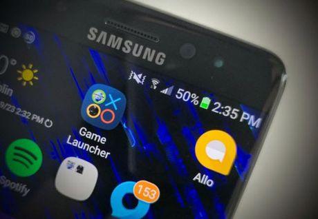 Doanh thu cua Samsung se khong bi anh huong boi vu Note 7 - Anh 1