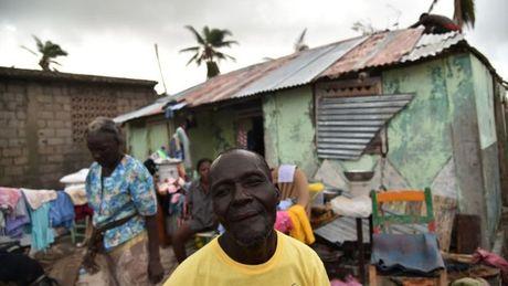 Bao Matthew can quet Haiti, hang tram nguoi thiet mang - Anh 2