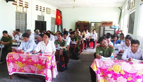 Long An: Nang cao chat luong to chuc, hoat dong cua MTTQ va cac doan the - Anh 1