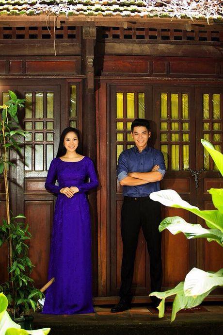 Le Phuong dep doi ben ban trai kem 9 tuoi - Anh 1