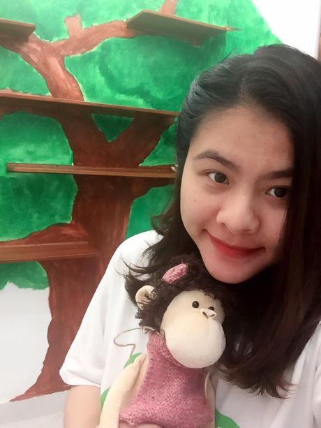Van Trang sinh con gai nang 3,7 kg - Anh 1