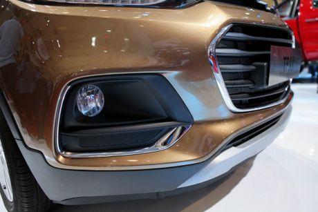 Chi tiet Chevrolet Trax 2017 gia 769 trieu vua ve Viet Nam - Anh 3