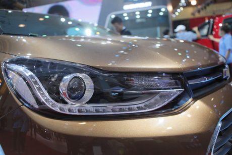 Chi tiet Chevrolet Trax 2017 gia 769 trieu vua ve Viet Nam - Anh 4