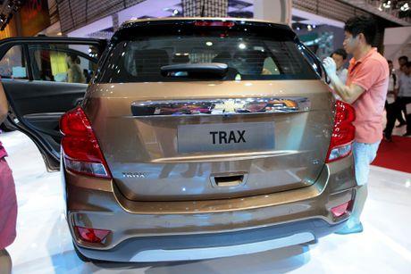 Chi tiet Chevrolet Trax 2017 gia 769 trieu vua ve Viet Nam - Anh 7