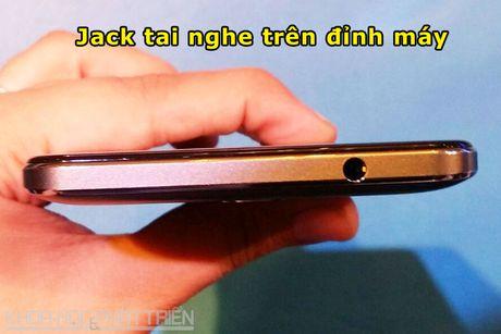 Smartphone selfie, RAM 4 GB, pin 4.010 mAh, gia gan 4 trieu dong - Anh 10