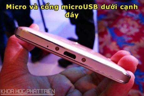 Smartphone selfie, RAM 4 GB, pin 4.010 mAh, gia gan 4 trieu dong - Anh 11