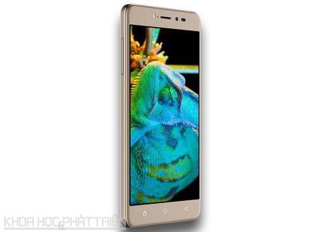 Smartphone selfie, RAM 4 GB, pin 4.010 mAh, gia gan 4 trieu dong - Anh 17
