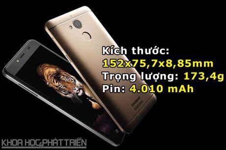 Smartphone selfie, RAM 4 GB, pin 4.010 mAh, gia gan 4 trieu dong - Anh 3