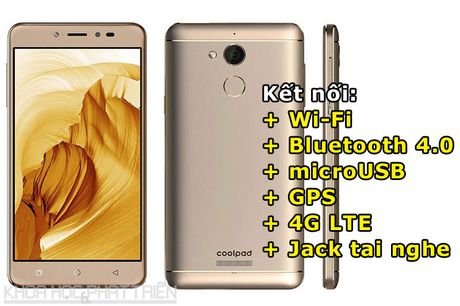 Smartphone selfie, RAM 4 GB, pin 4.010 mAh, gia gan 4 trieu dong - Anh 4
