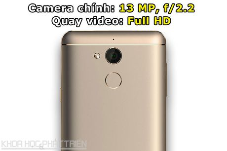 Smartphone selfie, RAM 4 GB, pin 4.010 mAh, gia gan 4 trieu dong - Anh 6