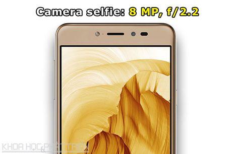 Smartphone selfie, RAM 4 GB, pin 4.010 mAh, gia gan 4 trieu dong - Anh 8