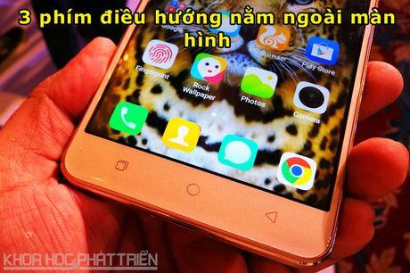 Smartphone selfie, RAM 4 GB, pin 4.010 mAh, gia gan 4 trieu dong - Anh 9