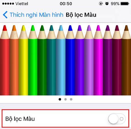 Cach khac phuc loi man hinh iPhone 7 bi am vang - Anh 3