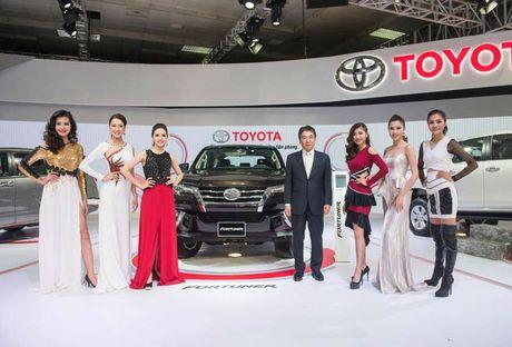 Chuyen dong tien phong cung Toyota Viet Nam - Anh 1