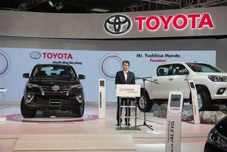 Chuyen dong tien phong cung Toyota Viet Nam - Anh 3
