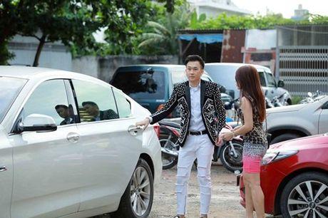 Em gai ruot it biet cua danh hai Hoai Linh lan dau lo dien - Anh 1