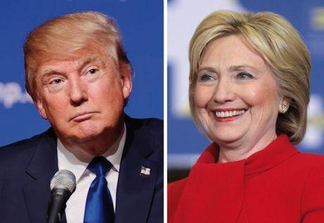 Clinton - Trump tai dau: Cuc dien kho luong - Anh 1