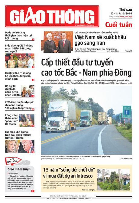 Bao Giao thong 7/10: CSGT khong nhan hoi lo, bat cuop cuu nguoi - Anh 1