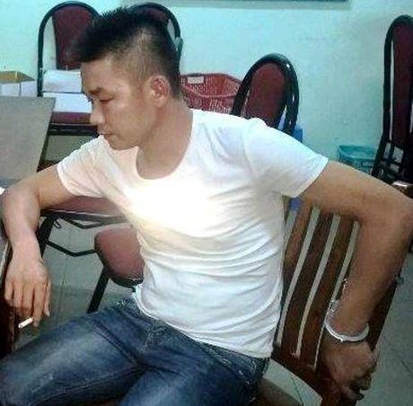 Giang ho Ha Tinh tron truy na sa luoi o Binh Duong - Anh 1