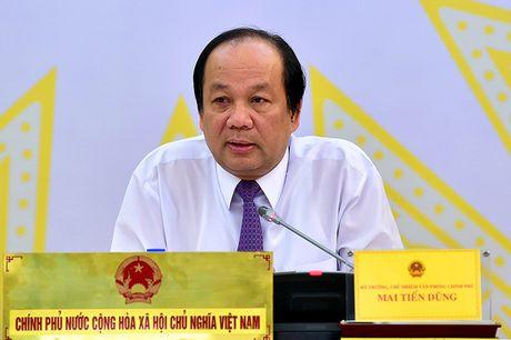 Mo cua Cong thong thong tin Chinh phu voi doanh nghiep: Doanh nghiep hay len tieng! - Anh 1