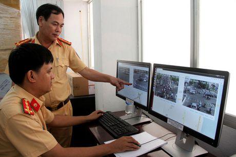 Da Nang: Chi gan 70 ti dong lap dat he thong camera giam sat giao thong - Anh 1