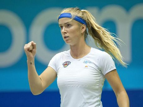 Angelique Kerber tiep tuc gay that vong tran tre - Anh 1