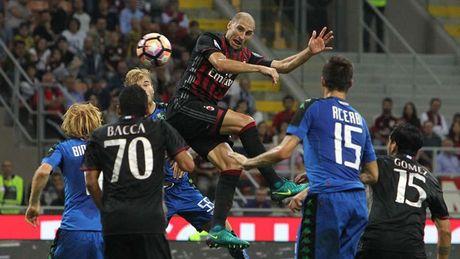 Doi hinh tieu bieu Serie A sau 7 vong dau - Anh 3
