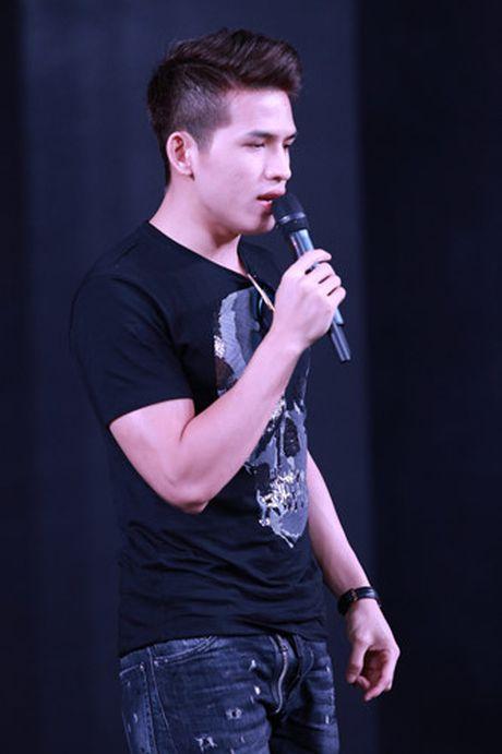 Le Hieu, Quoc Thien hang say tap luyen cho show cua Le Quyen - Anh 2