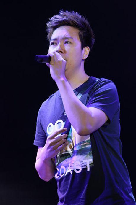 Le Hieu, Quoc Thien hang say tap luyen cho show cua Le Quyen - Anh 5