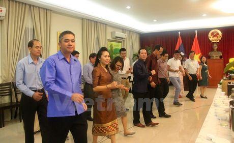 Dai su quan Viet Nam va Lao tai Malaysia to chuc giao luu huu nghi - Anh 1
