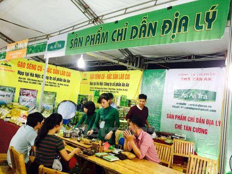 Hoi cho 'Thuc pham-Nong san sach' thu hut nguoi tieu dung Thu do - Anh 11