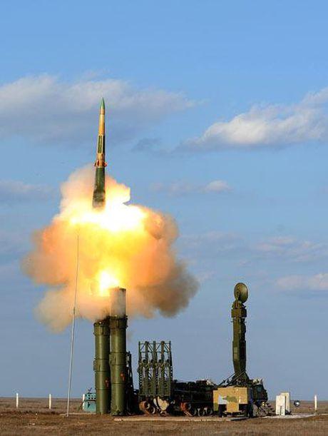 Nga cong khai muc dich dung S-300VM tai Syria - Anh 1
